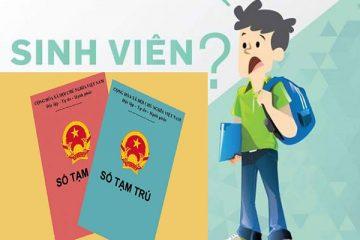 Xử phạt sinh viên không đăng ký tạm trú